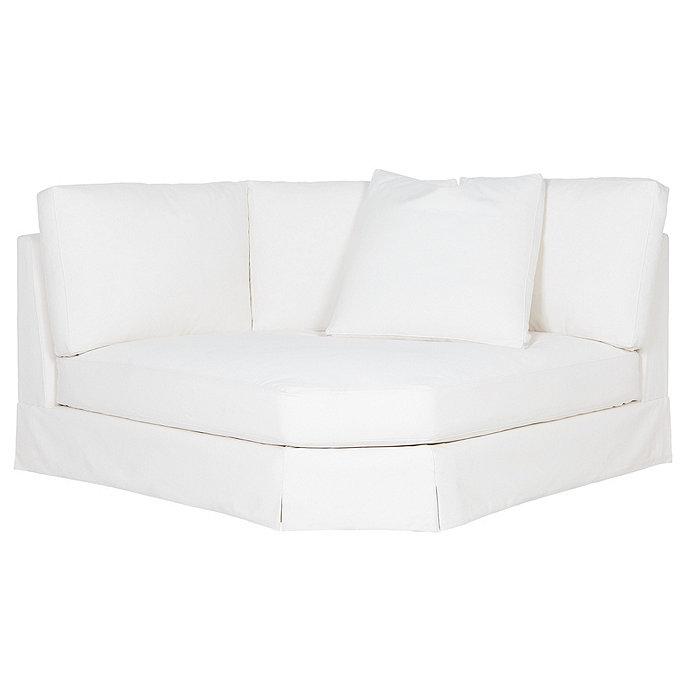 Roswell Curved Corner Sofa