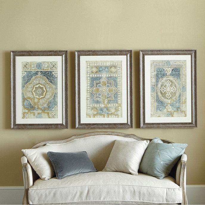 Tapestry Giclee I | Wall Decor | Ballard Designs