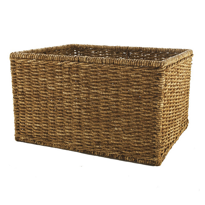 Large Woven Basket Woven Storage Basket