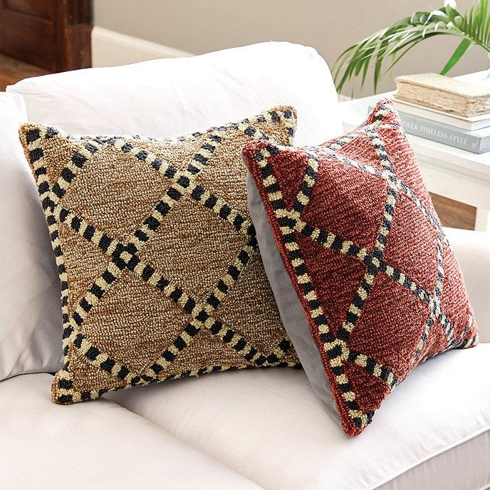 Turin Indoor Outdoor Pillow Ballard Designs