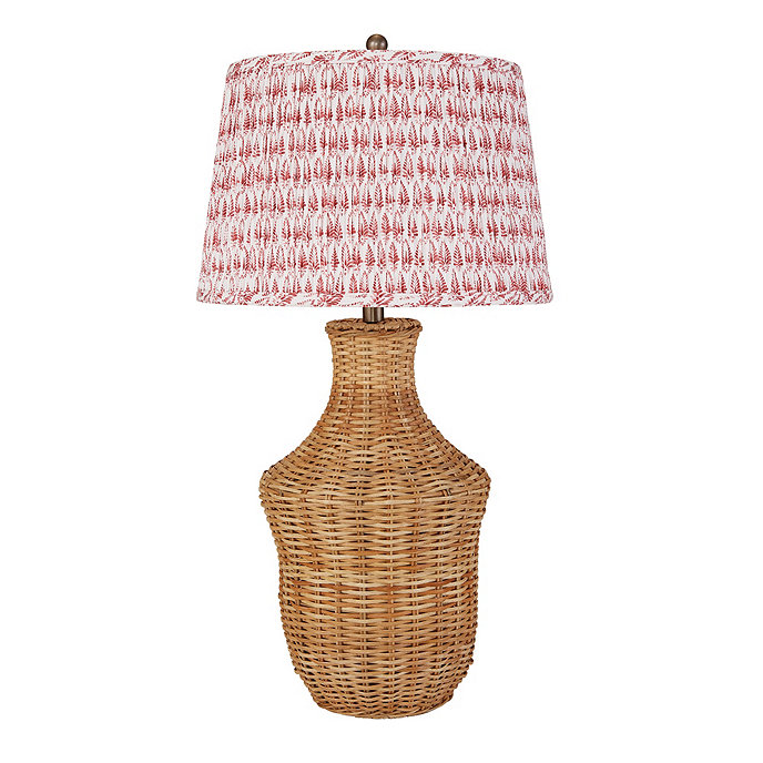 Wilmington Woven Table Lamp