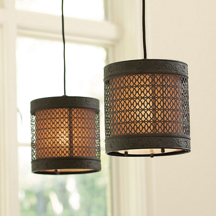 Ballards Lighting: Navarra 1 Light Pendant