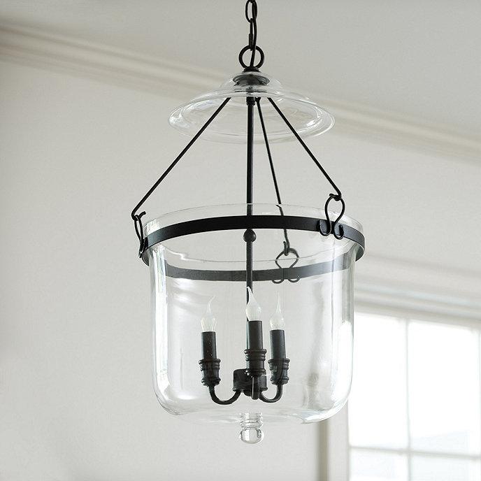 Bristol 3 Light Lantern