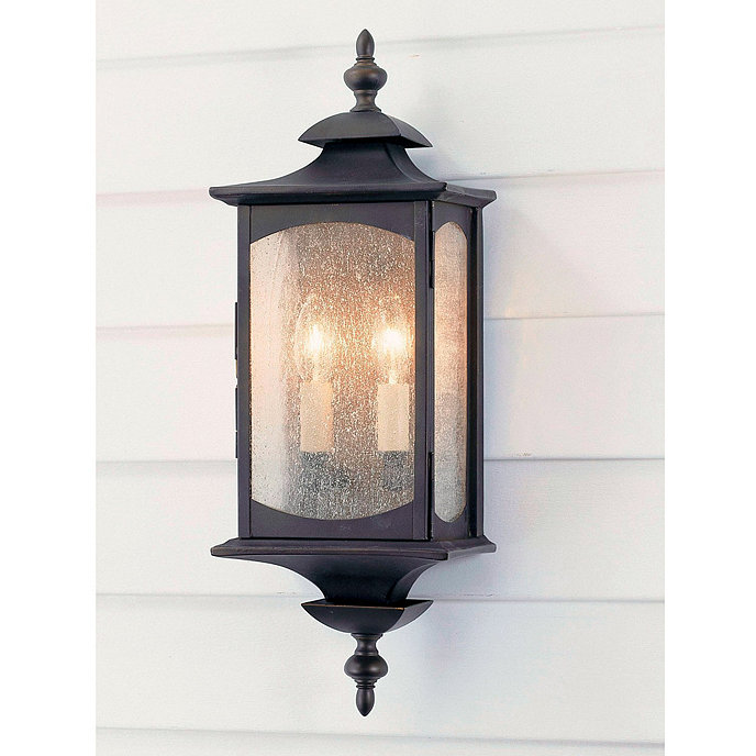 Concord 2-Light Outdoor Sconce