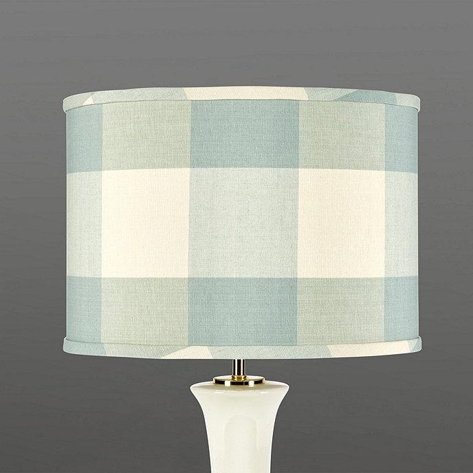Buffalo Check Lamp Shade Ballard Designs