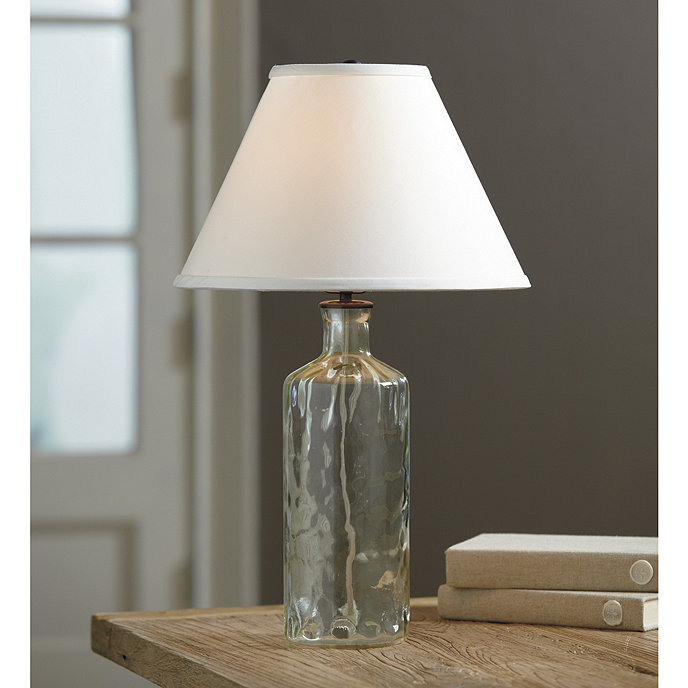 Ballards Lighting: Bordeaux Accent Lamp With Shade