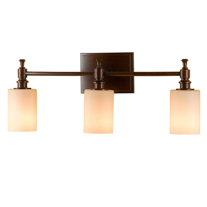 Moving Bathroom Vanity Light: Dean 3-Light Vanity