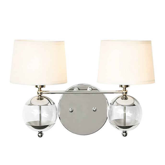Wesley 2 Light Sconce Ballard Designs