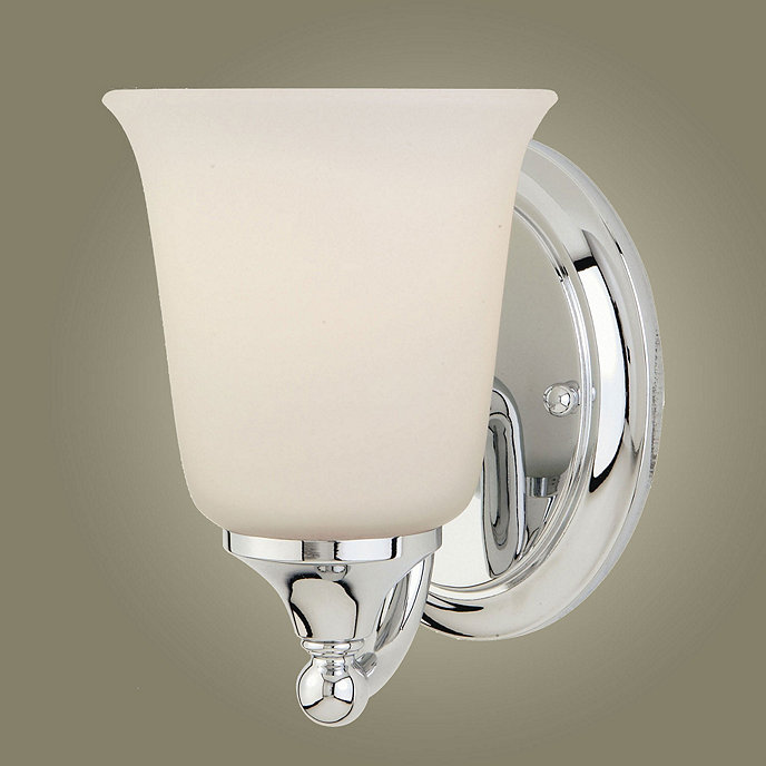 Moving Bathroom Vanity Light: Barrington 1-Light Vanity Sconce