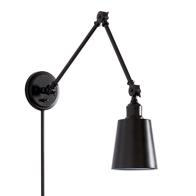 Rowan Articulating Wall Sconce Light