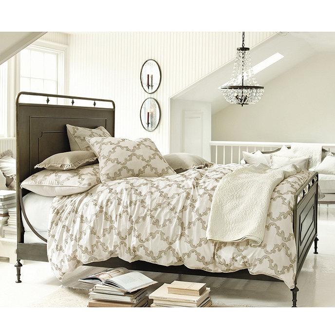 French Industrial Bed Ballard Designs