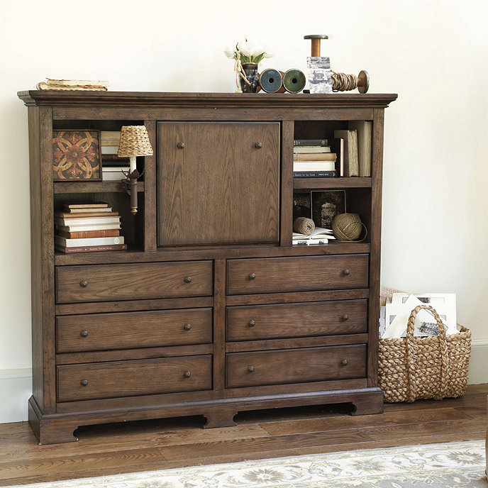Emerson Secretary Chest Lighting Ballard Designs