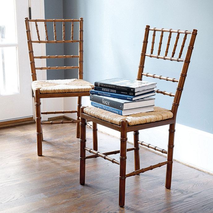 Ballard Design Kitchen Chairs: Collette Dining Chairs