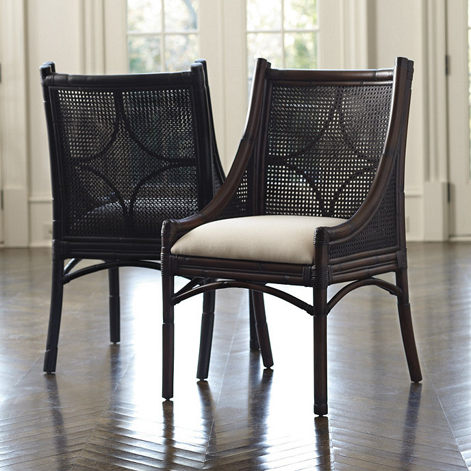 Cane Dining Room Chairs: Bella Cane Dining Chairs