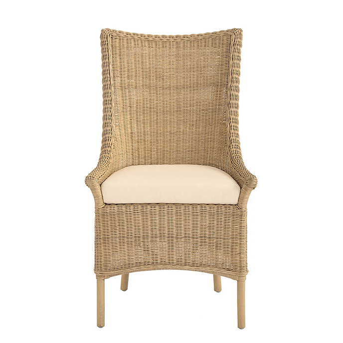 Suzanne Kasler Southport Rattan Dining Chair