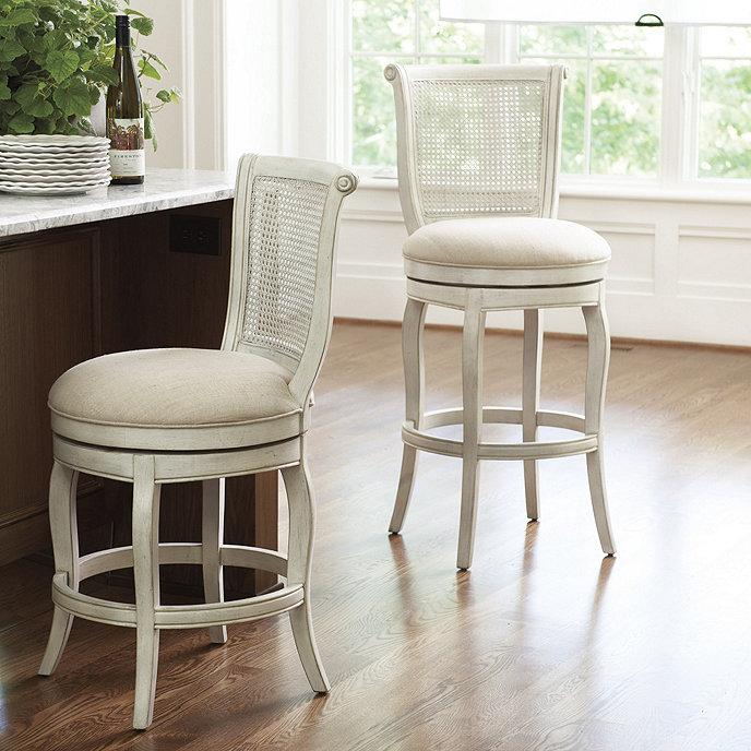 Ballard Design Kitchen Chairs: Julien Armless Bar Stool