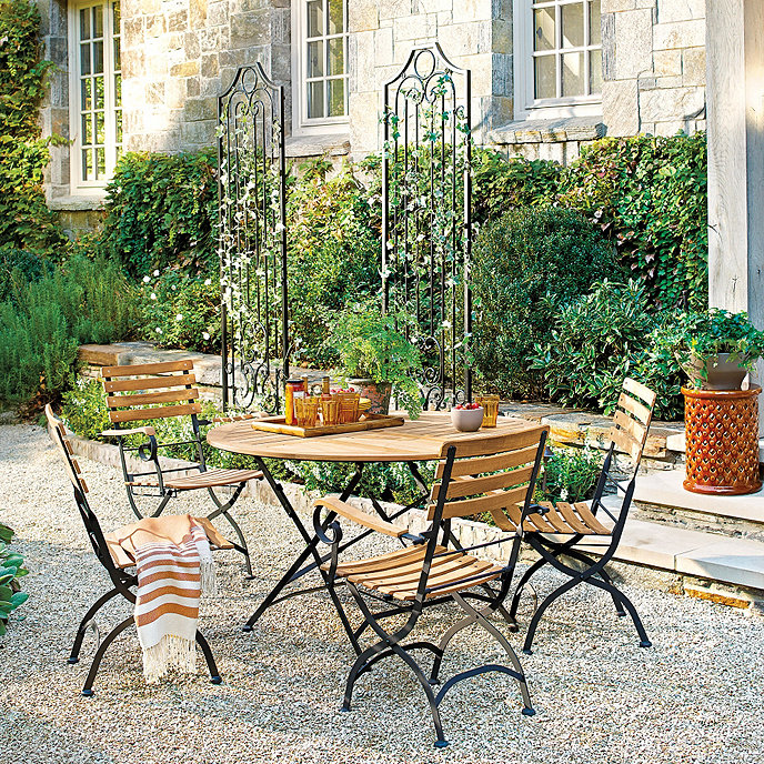 Giardino Collection Outdoor Dining: Giardino 5-Piece Dining Set