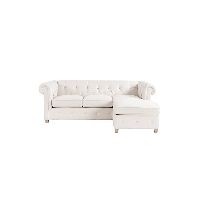 Aria Reversible Sectional Front