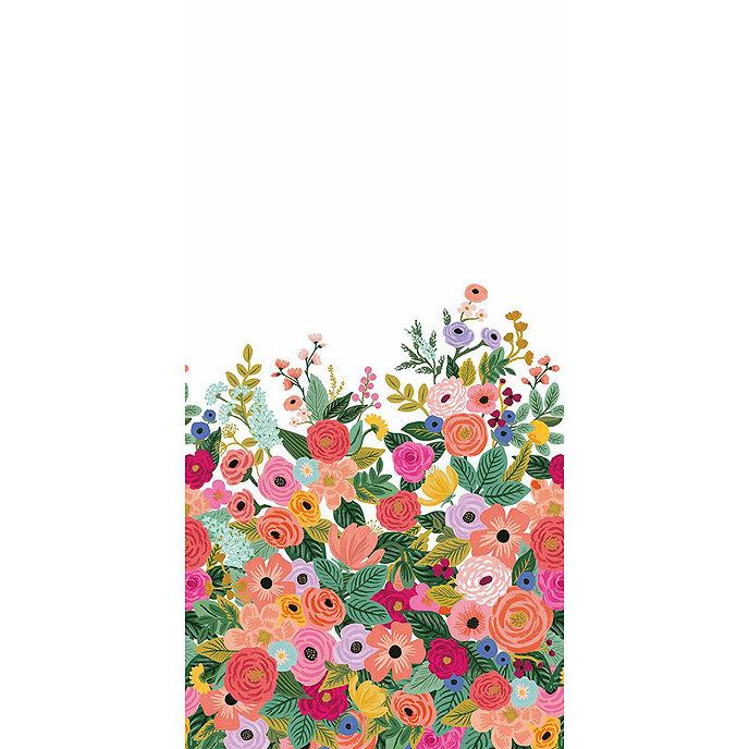 Rifle Paper Co. Floral Pop Mural Wallpaper