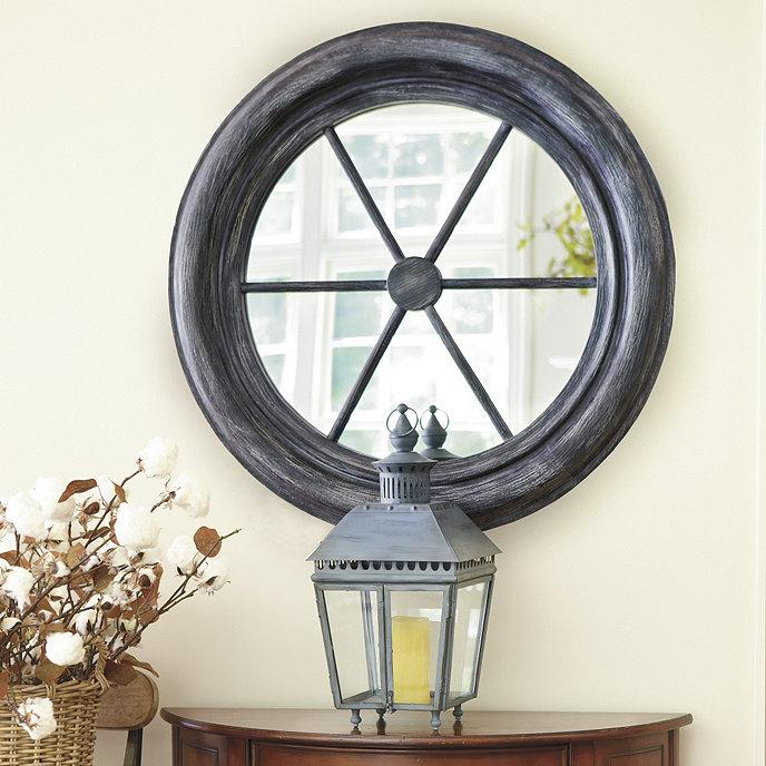 Emille Wood Mirror Ballard Designs