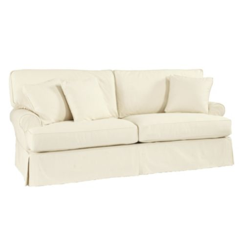 Davenport Sofa Slipcover Only - Stocked