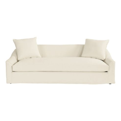 Lenoir 92' Sofa - Slipcover and Frame