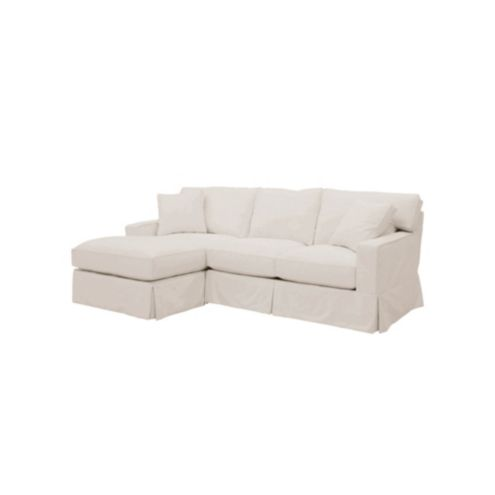 Graham 2-Piece Sectional with Left Arm Chaise and