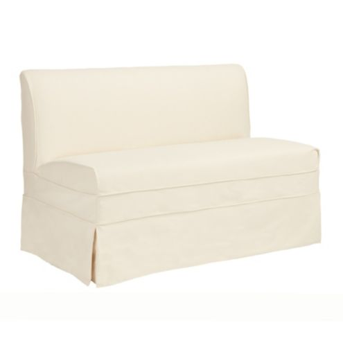 Bristol Long Slipcover - 48' Bench