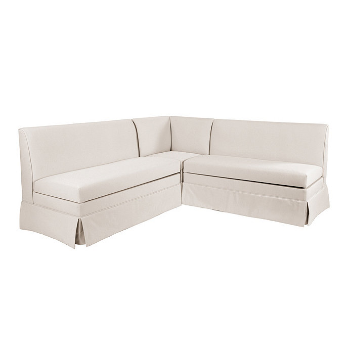 Groovy Coventry Sectional Corner Bench 48 Bench 48 Storage Bench Ballard Designs Gmtry Best Dining Table And Chair Ideas Images Gmtryco