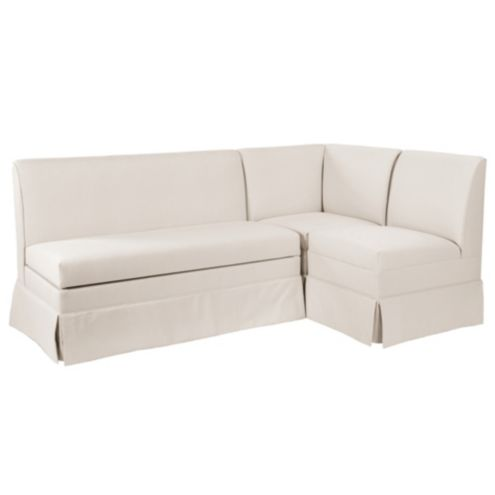 Coventry Sectional - Corner Bench, 48' Bench &
