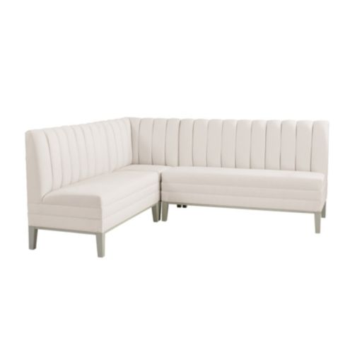 Diedra 3pc Sectional - Corner Bench, 36' Bench