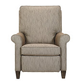 Brook Recliner in Biff Bark InsideOut® Performance with Weathered Finish - Stocked