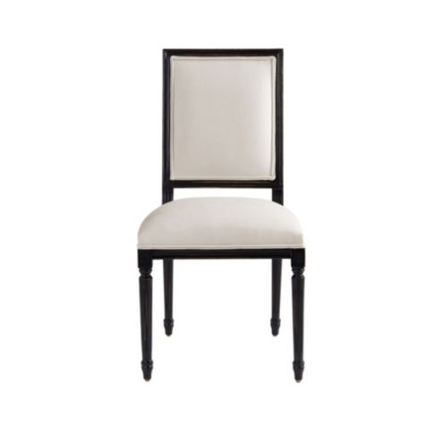 Square Back Louis XVI Side Chair