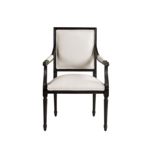 Square Back Louis XVI Armchair