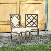 Casa Florentina Lucinda Dining Side Chairs, Set of 2 - Custom