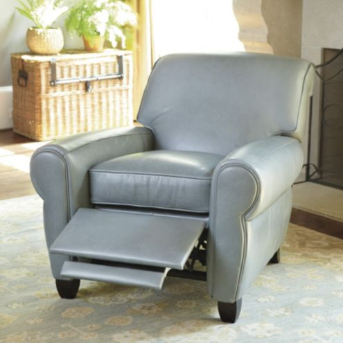Paris Leather Recliner Ballard Designs