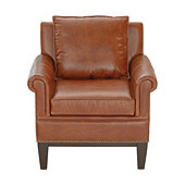 Bunny Williams Wellsford Leather Chair