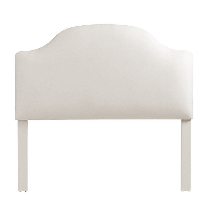 Awesome Camden Untufted Headboard Queen Ballard Designs Machost Co Dining Chair Design Ideas Machostcouk