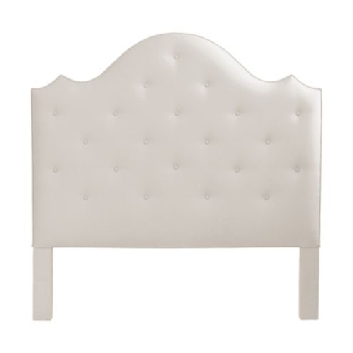 Miles Redd Alberta Button Headboard - Queen