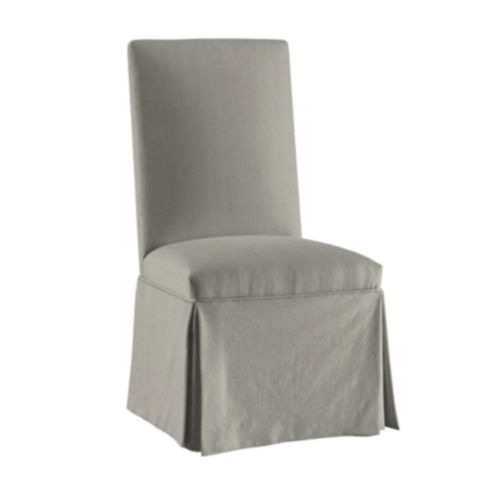 Parsons Chair Slipcover - Suzanne Kasler Signature Duck