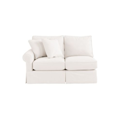 Baldwin Upholstered Left Arm Loveseat