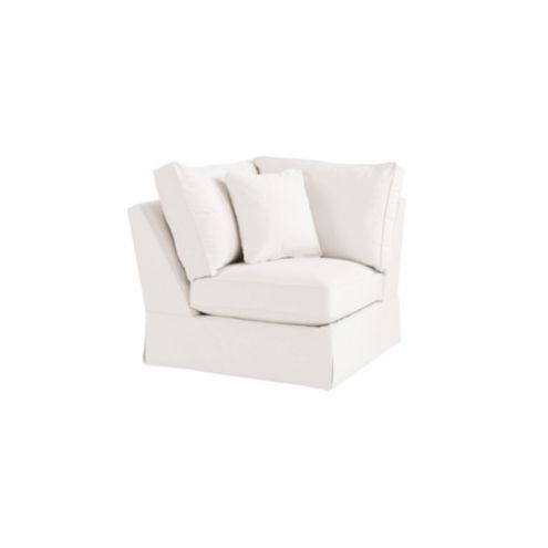 Baldwin Upholstered Corner Chair