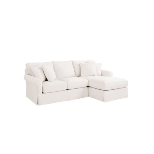 Baldwin Upholstered 2-Piece Sectional - Right Arm Chaise