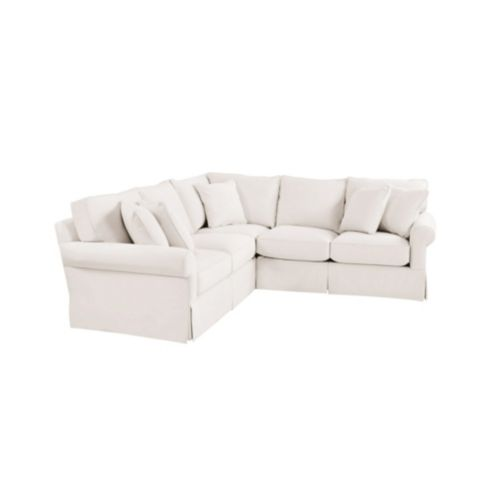 Baldwin Upholstered 3pc Sectional