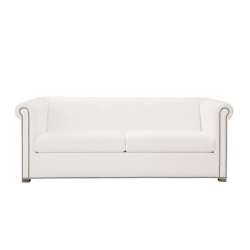 Bunny Williams Sharon Custom Upholstered 2 Seat Sofa