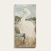 White Heron Art