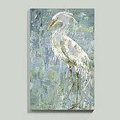 Delicate Heron Art