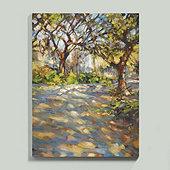 A Walk Through the Oaks Art