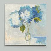 Blue Cotton Art