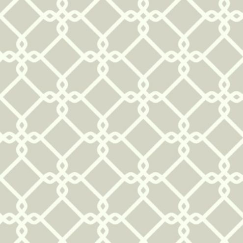Fretwork Wallpaper Double Roll